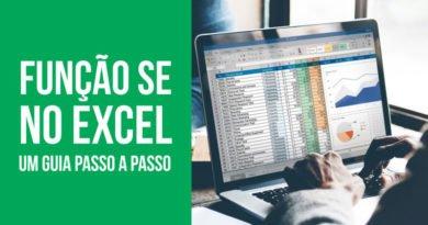 Função SE no Excel - como usar?