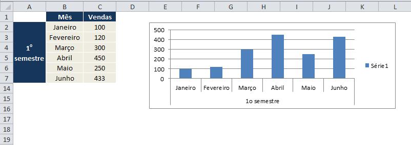 Ocultando linhas e colunas no Excel10