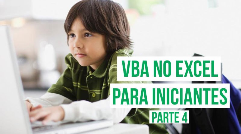 VBA no Excel dicas