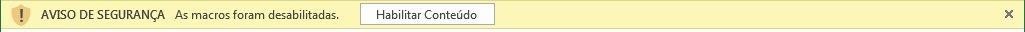 Planiha Cadastro de Clientes no Excel