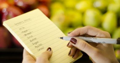 Planilha de lista de compras no Excel - Grátis