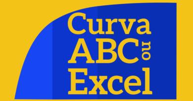Como criar curva ABC no Excel