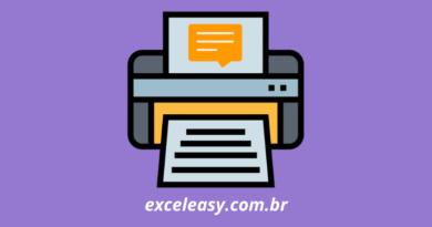 Saiba como Como imprimir comentários no Excel passo a passo