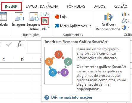 Aprenda Como montar um fluxograma de Processo no Excel