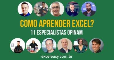 Como aprender Excel - Dicas dos melhores especialistas