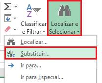 Exibir fórmulas no Excel em vez do valor