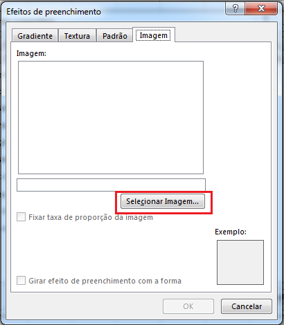 Imagem - comentário no Excel