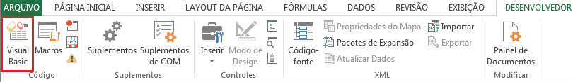 Visual Basic no Excel