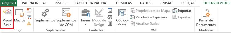 Visual Basic no Excel