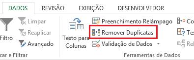 Remover Duplicatas