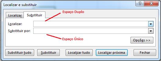 Remover Espaços Duplos no Excel