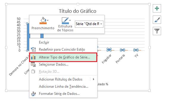 Tutorial gráfico de pareto Excel