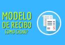 Como criar um Modelo de Recibo no Excel passo a passo