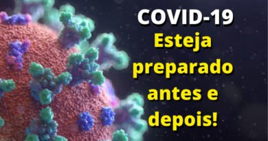 COVID-19 - Como se preparar