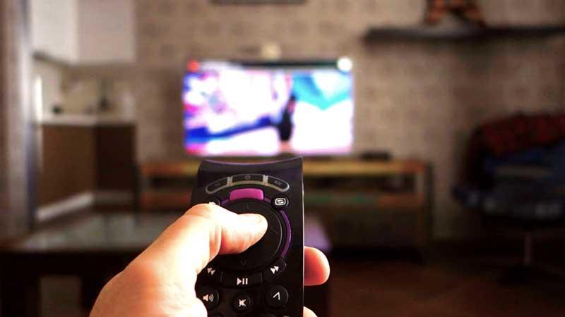Desligue a TV - limite o uso de mídias