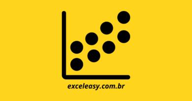 Como criar um Gráfico de bolhas no Excel