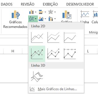 criando um gráfico que atualiza automaticamente