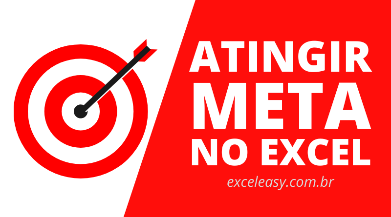 Como usar a ferramenta atingir meta no Excel - passo a passo
