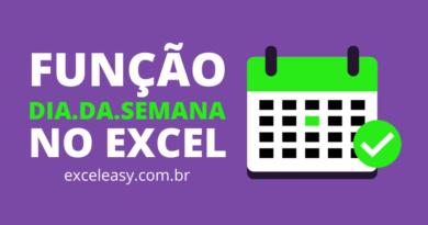 Dia da Semana no Excel- Excel Easy