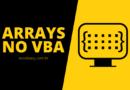 Arrays no VBA Excel o que é e como usar