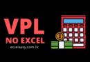 Calcular VPL no Excel